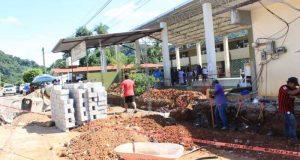Una realidad, construcción del bardeado en la primaria
