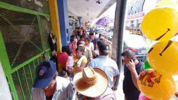 Previo a los festejos de fin de año, se reactiva la economía de Tuxtepec