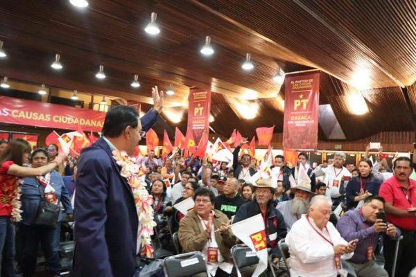 Celebra PT, su convención política estatal