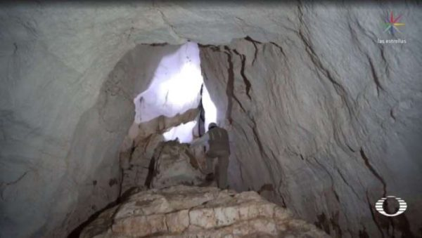 Protegen pinturas y grabados rupestres en cuevas de Yucatán