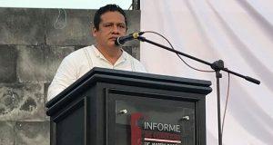 Nuevo panteón y alumbrado público, fundamentales para el próximo año en Chiltepec: Edil