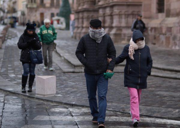 Mantendrá el frente frío 26 el ambiente gélido en el país