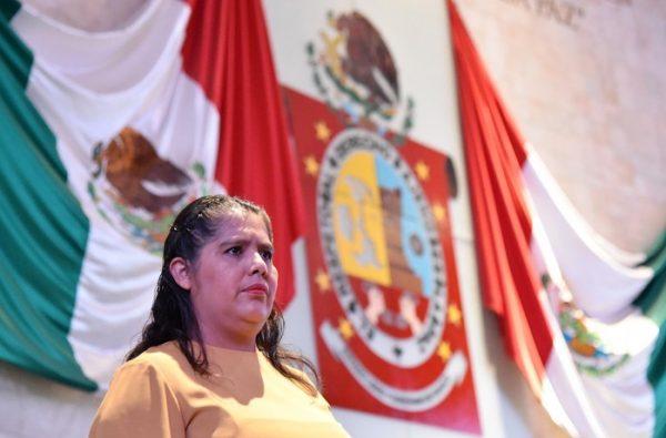 Propone Laura Estrada rechazar Cuenta Pública del gobierno estatal