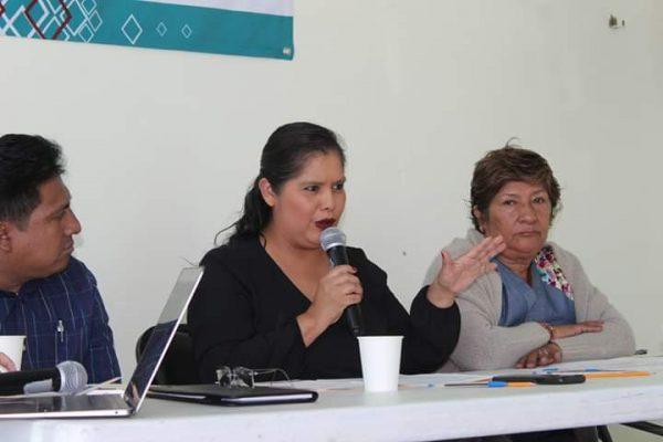 Revisaremos en qué se gastó cada peso de los y las oaxaqueñas: Diputada Laura Estrada