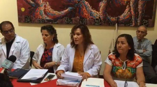 -Actualización- No permitiremos que nos conviertan en asesinos: Médicos de Oaxaca
