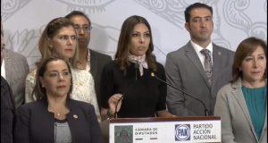 Diputados del PAN interponen denuncia para investigar accidente del becario Pedro Lezama