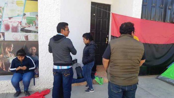 Más de 5 mil estudiantes afectados por paro en Telebachilleratos comunitarios
