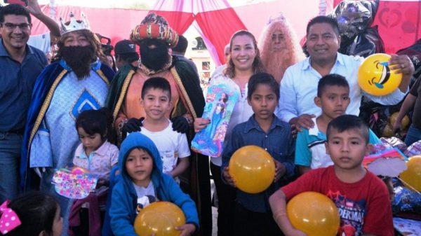 Espera DIF hasta 4 mil niños en festejo de Día de Reyes