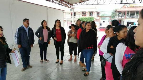Con taller y terapias, buscan prevenir violencia de género en Valle Nacional
