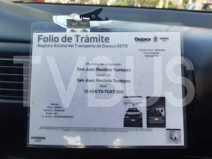 Reafirma SEMOVI que solo taxis con tarjetón pueden cobrar nueva tarifa