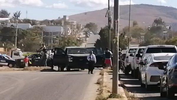 Confirma fiscalía ataque armado durante traslado de peligroso reo
