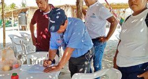 Mantienen veda por marea roja en la Costa de Oaxaca