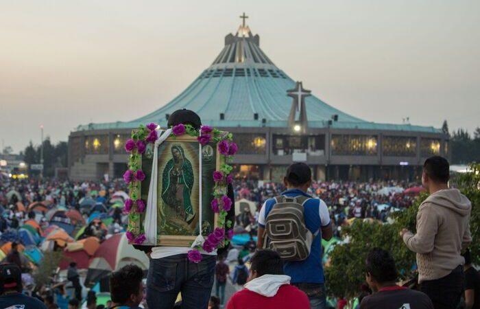 Acuden a la Basílica de Guadalupe más de 4.4 millones de peregrinos