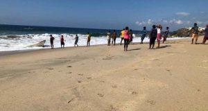 Vuelca lancha y pierde la vida un pescador en la costa chica