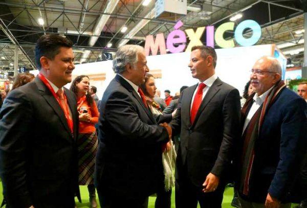 Impulsa Gobierno del Estado atractivos de Oaxaca en FITUR 2020