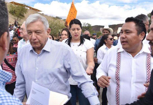Congreso de Oaxaca trabajará de la mano del Presidente de la República para el desarrollo de los pueblos indígenas de Oaxaca: Horacio Sosa