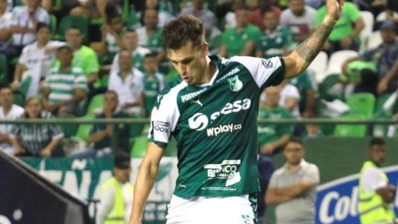 Ignacio Dinenno es nuevo jugador de Pumas