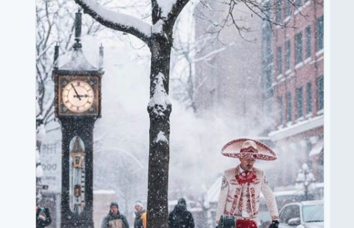 El mariachi Tuxtepecano radicado en Canadá, que se hizo viral