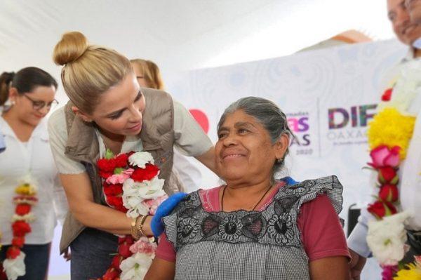 Redoblaremos esfuerzos para sacar adelante los proyectos que beneficien a Oaxaca: IMM