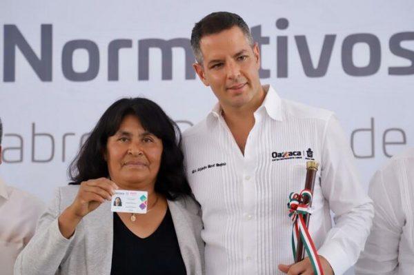 En Oaxaca, el derecho a la participación política de las mujeres es una realidad: Alejandro Murat