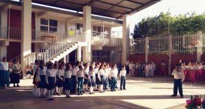 """Inicia una nueva etapa la Escuela Primaria """"Héroes del 5 de Septiembre"""", con rehabilitación total del plantel: IEEPO"""