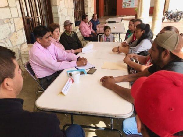 Gran aceptación de foros ciudadanos en Magdalena Apasco