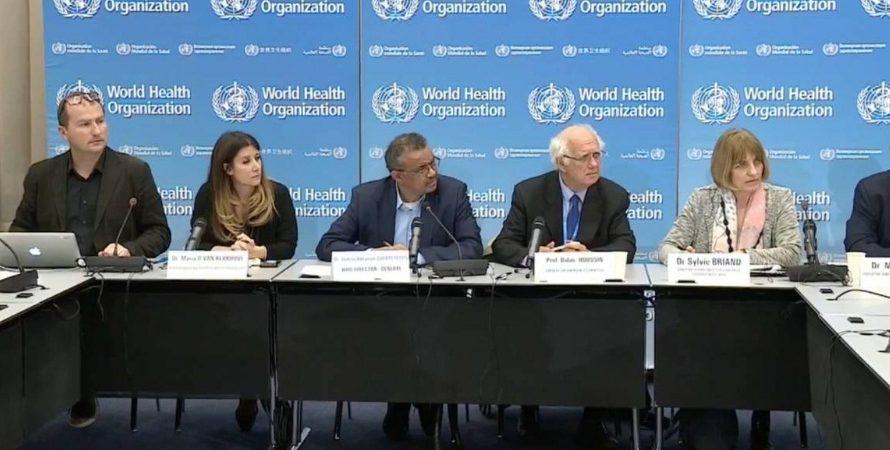 OMS no declara emergencia internacional por el coronavirus de Wuhan