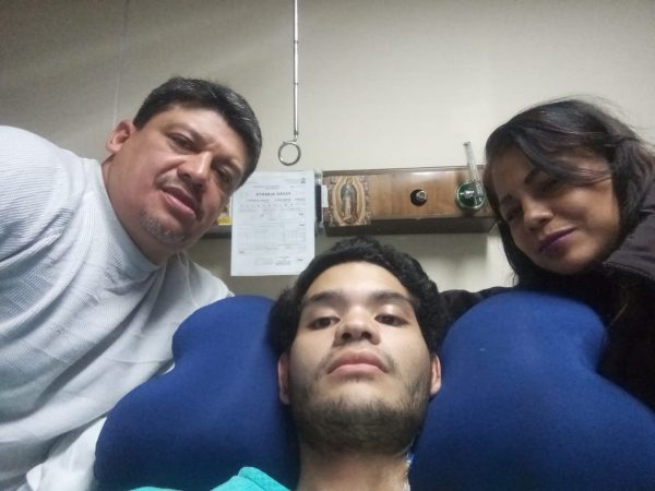Recuperación de Pedro Lezama sería de entre 6 meses a 2 años