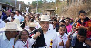 Más de 600 millones para carreteras de pueblos indígenas en Oaxaca, reconoce Horacio Sosa