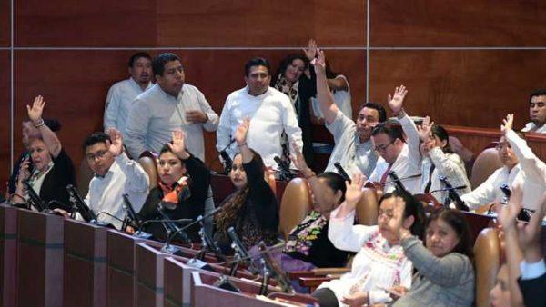 Pide Congreso de Oaxaca creación de Fiscalía Especializada para la Investigación de Feminicidios