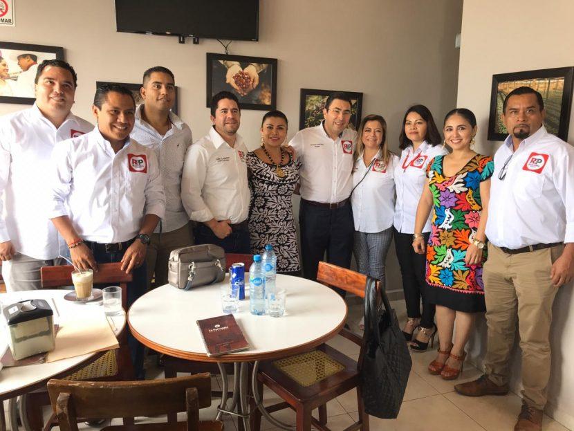 RSP nombra dirigentes regionales y coordinadores estatal para fortalecerse  en Oaxaca