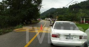 Sin servicio de urvan en Valle Nacional, por accidente mortal de motociclista