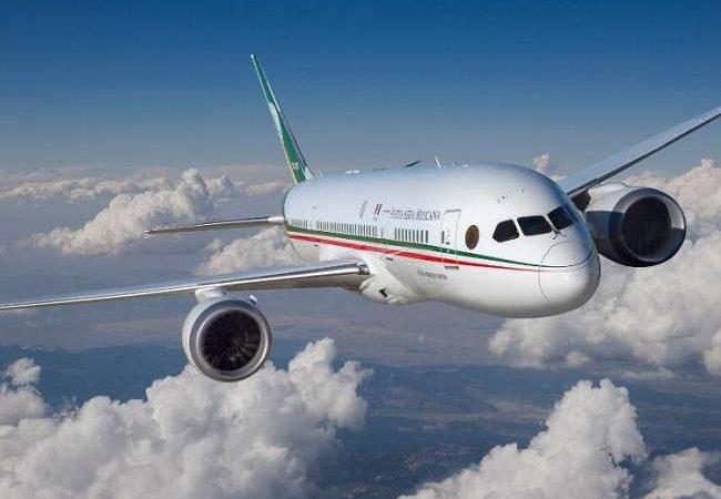 Arrendamiento de avión presidencial es entre mismo gobierno