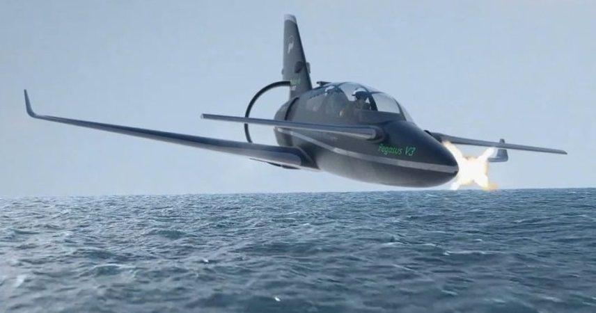 Este es el primer avión militar hecho por mexicanos en Oaxaca