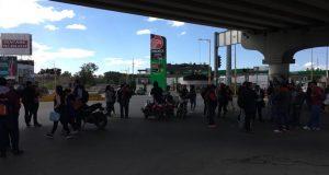Desquicia otra vez STEUABJO tráfico en Oaxaca con bloqueos