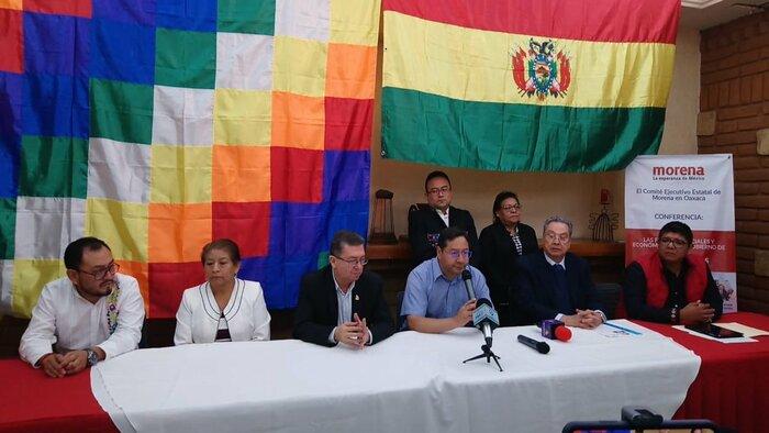 Bolivia agradecido con política de asilo de México: Ex embajador de Bolivia