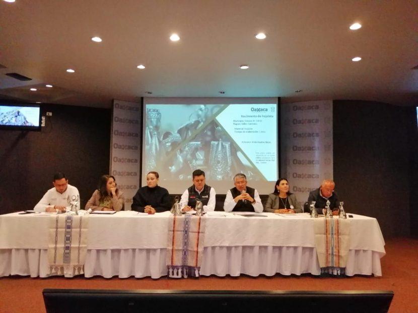 Pide gobierno de Oaxaca declaratoria de emergencia para municipios afectados por sismo