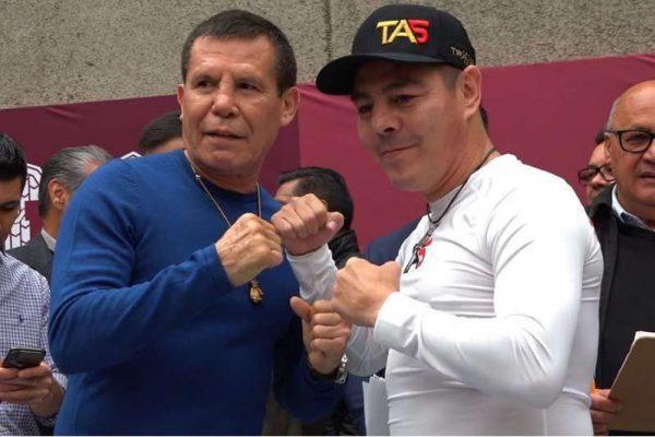 Julio César Chávez y el Travieso Arce ya conocen fecha de revancha