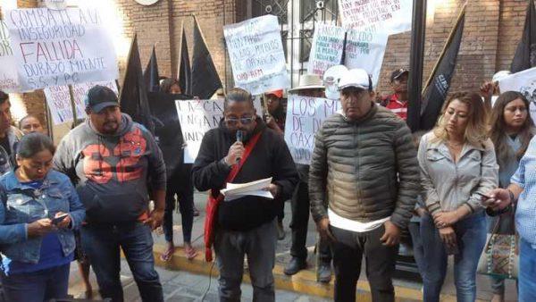 CIPO exige destitución de Raúl Salcedo, por incapacidad de atender inseguridad en Oaxaca