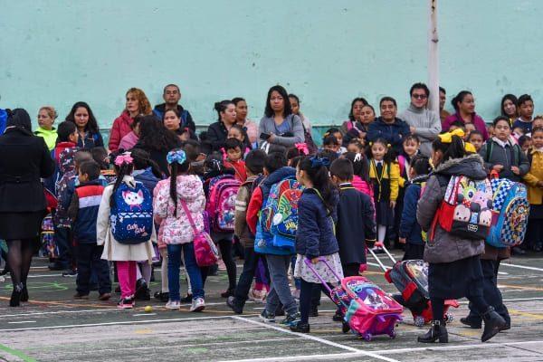 Reanudan clases este viernes 28 de febrero escuelas que suspendieron actividades por el Frente Frío 41