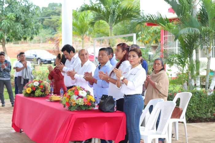 Inaugura el COBAO 54 de Chiltepec, semestre 2020-A