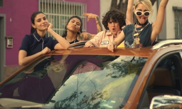 "Filmada en Oaxaca, Netflix estrenará la serie ""Desenfrenadas"""