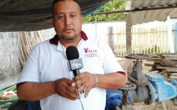 Ante estiaje adelantado, racionarán agua potable en Valle Nacional