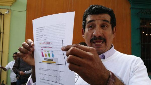 Posible conflicto de interés en parquímetros de Oaxaca