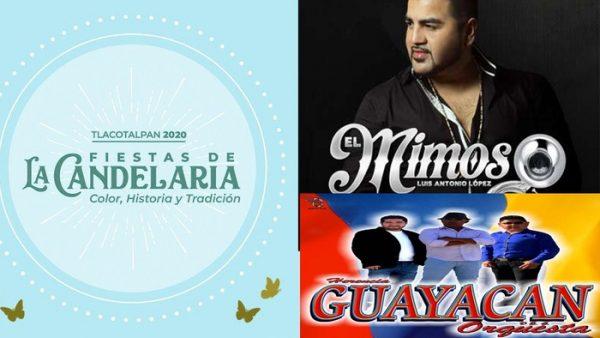 """El """"Mimoso"""" y la """"Herencia Guayacán"""", en Fiestas de la Candelaria 2020"""