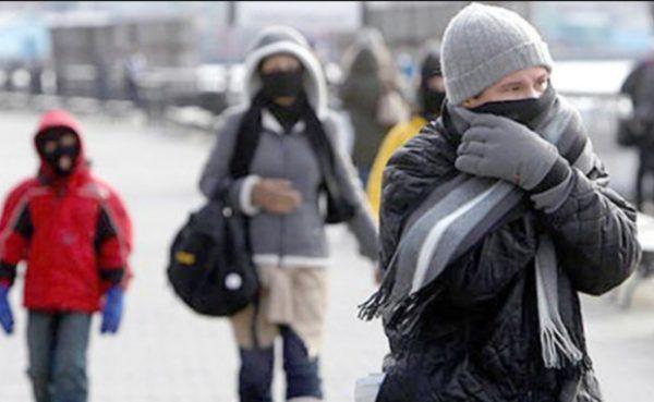Prevén bajas temperaturas en la mayor parte del país
