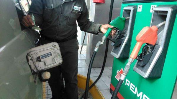 Esto costará la gasolina durante 2020, según Profeco