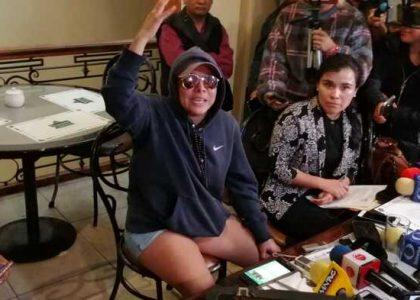 Hija de Vera Carrizal denuncia violación a sus derechos durante cateo de fiscalía