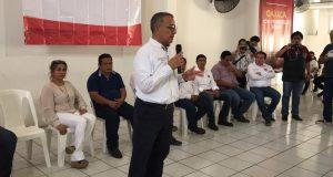 Horacio Orozco tiene la encomienda de que el PT gobierne de nuevo Tuxtepec: Dirigencia Estatal