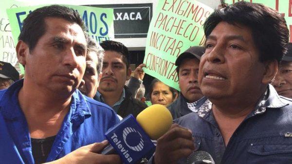 Acusan al IEEPCO de buscar imponer autoridades en San Baltazar Loxicha